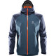Haglöfs Esker Jacket Men Blue Ink/Tarn Blue